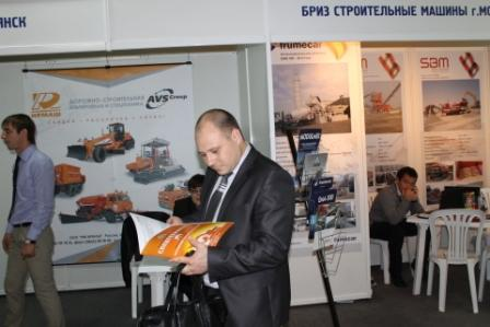 Выставка MIMS Automechanika 2012